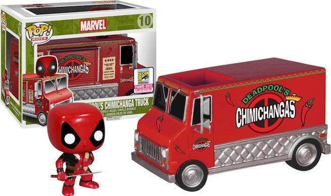 Deadpool-chimichanga