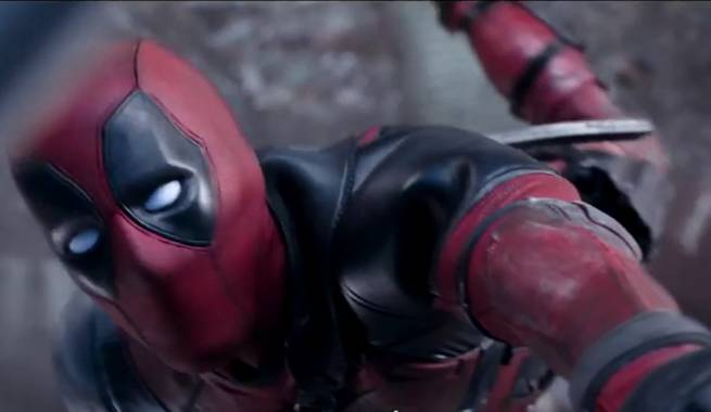 Deadpool Commercial 15