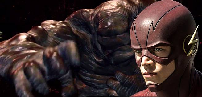 The Flash: Visual Effects Behind Reverse-Flash, Tar Pit & Weather Wizard