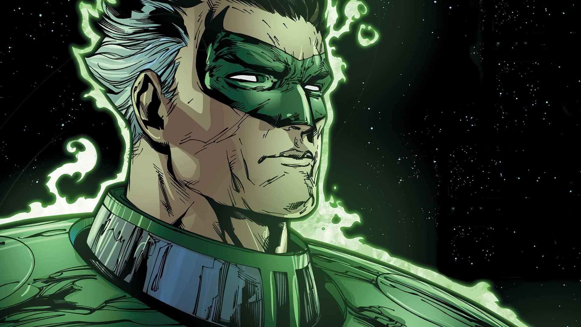 exclusive dc comics preview green lantern 50