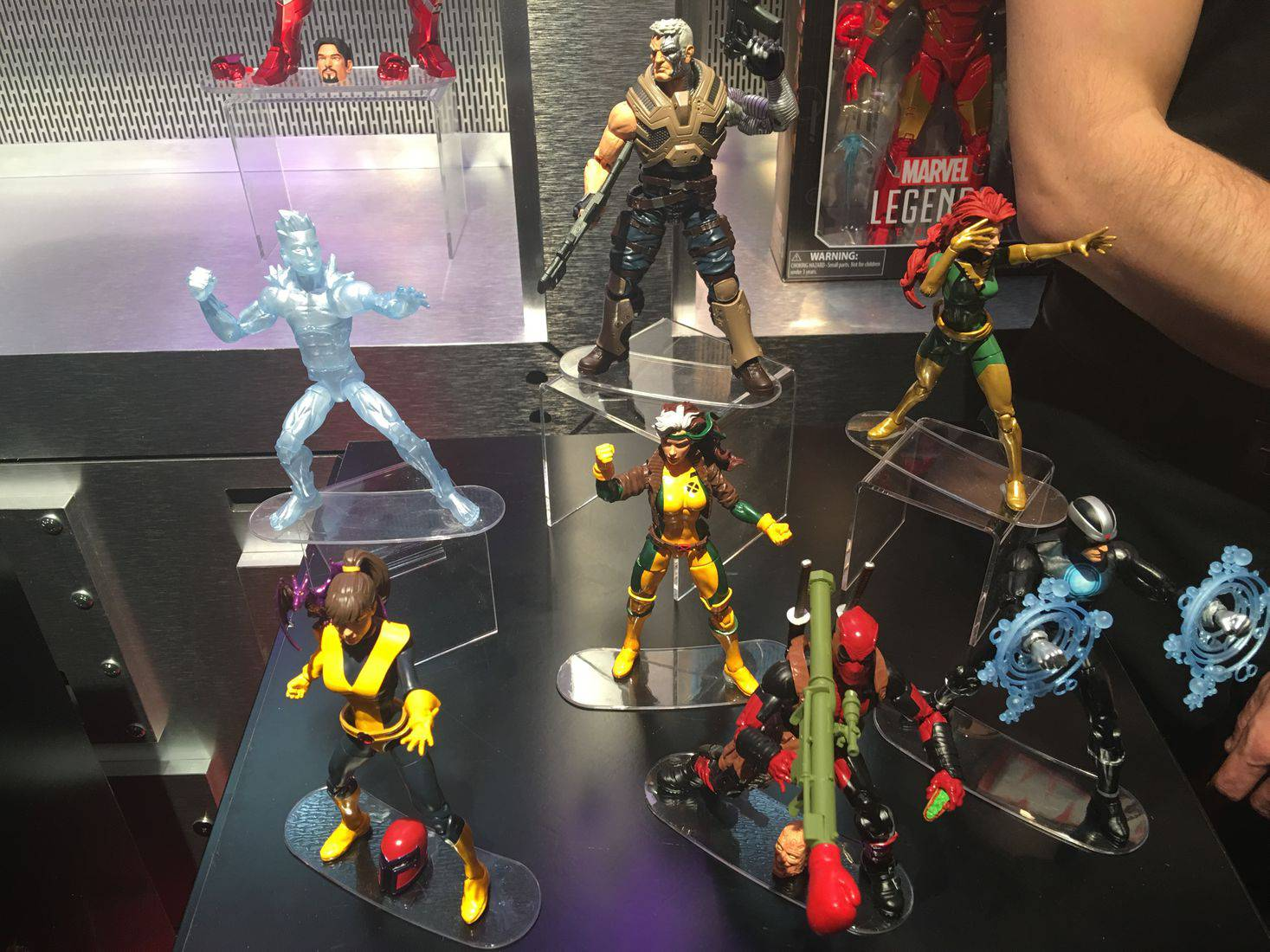 Hasbro Wolverine Toys 107