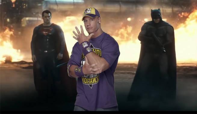 John Cena Vs Batman