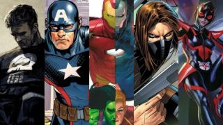 Marvel Comics May 2016