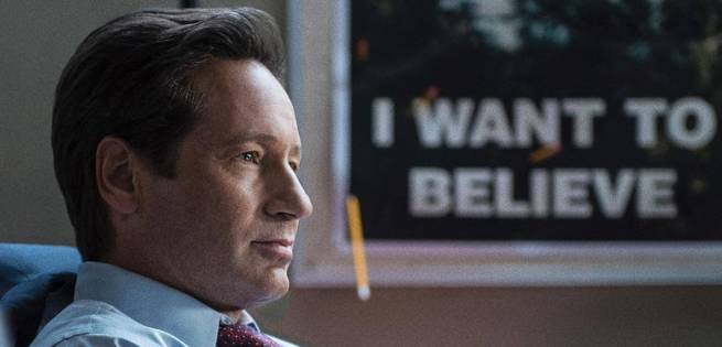 David Duchovny Says He Would Love To Do More X-Files Episodes