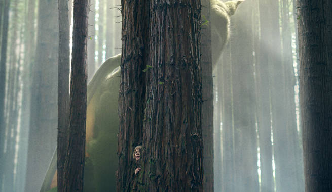 Pete's Dragon Trailer Released Online