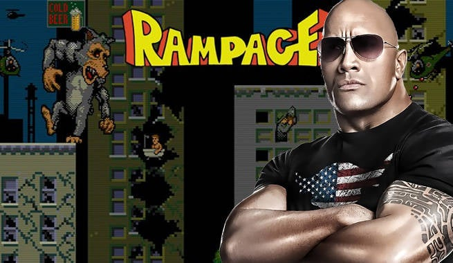 Rampage Rock