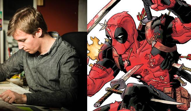 frequent deadpool comic artist reilly brown seeks help after major fire