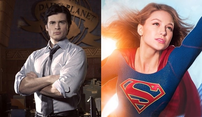 Smallville - Supergirl