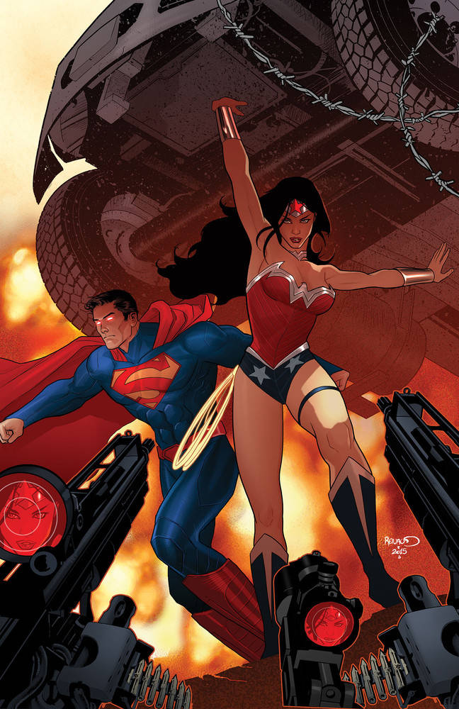 DC Comics Reveals Super League Eight Part Series By Peter J. Tomasi