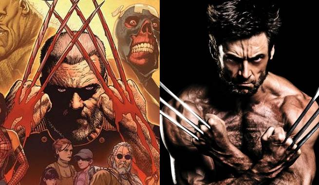 The Wolverine 3 Old Man Logan