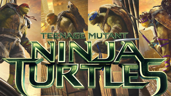 Teenage Mutant Ninja Turtles: Out of the Shadows (2016) Watch Online Full Movie