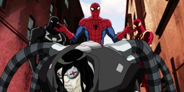 Ultimate Spider-Man Vs Sinister 6