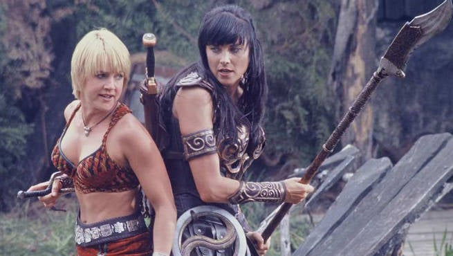 Xena: Warrior Princess Reboot Will Feature New Cast, New