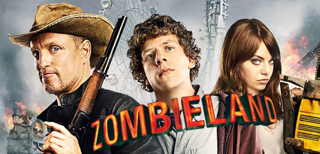 Zombieland: Zombieland 2 Logo Released At CinemaCon