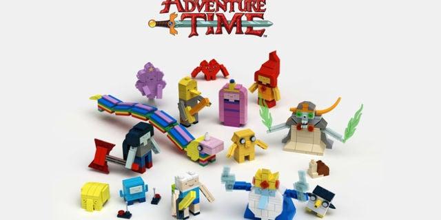 AdventureTime LegoHeader