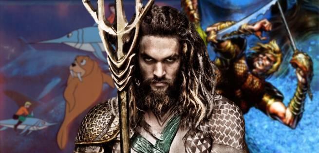 Aquaman Movie To Have Swashbuckling Spirit