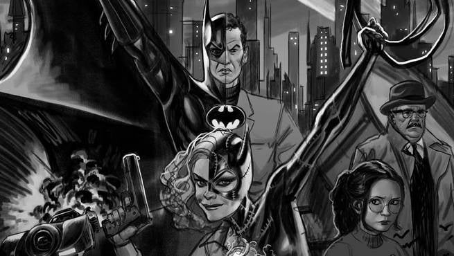 Batman '89 Series Would Have Picked Up Where Tim Burton Left Off