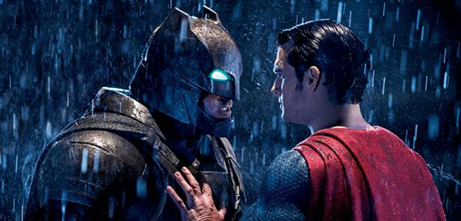 Batman V Superman Only Has A 40% Approval Rating On Rotten Tomatoes