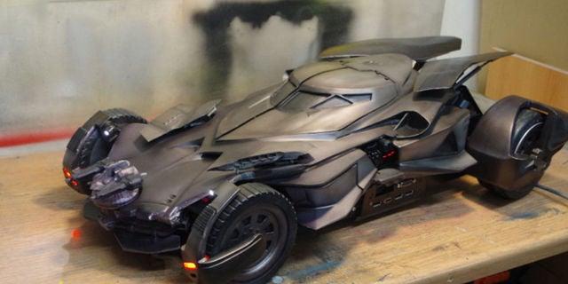 Batmobile PC Case Header