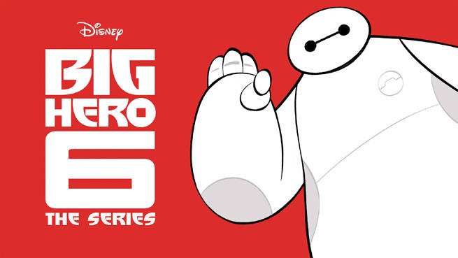 big-hero-6-series