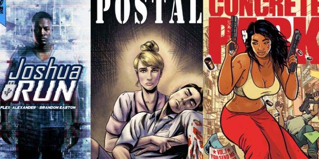 black-comics-month-books