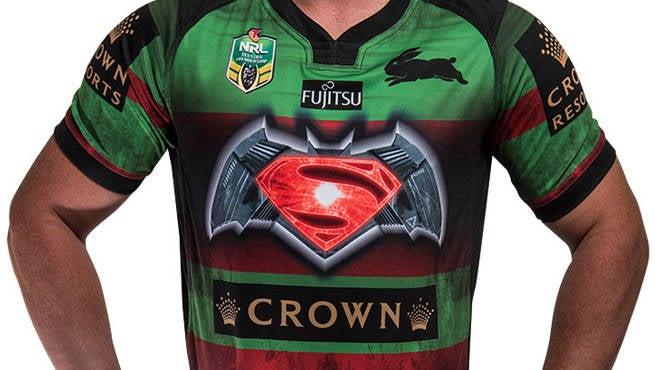 Unique Batman Vs Superman Bedroom Ideas That Rock: Russell Crowe's Australian Rugby Team Gets Batman V