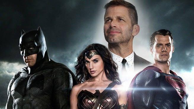 BVS Zack Snyder Header