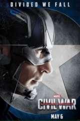 Captain America: Civil War movie poster image