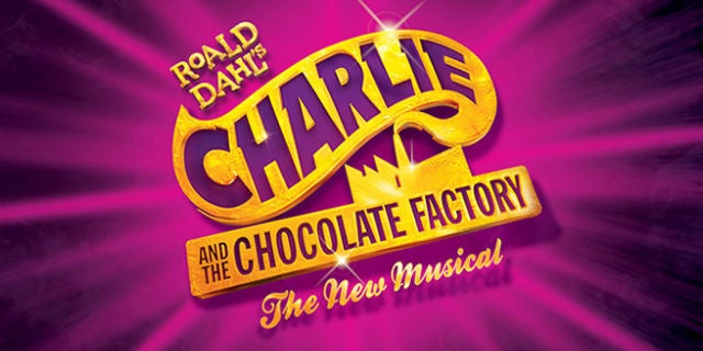Charlie Chocolate Factory Header