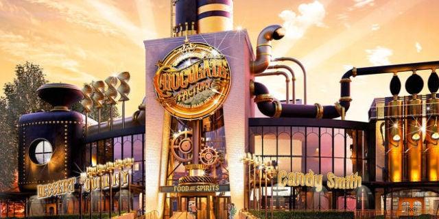 Chocolate Factory Header