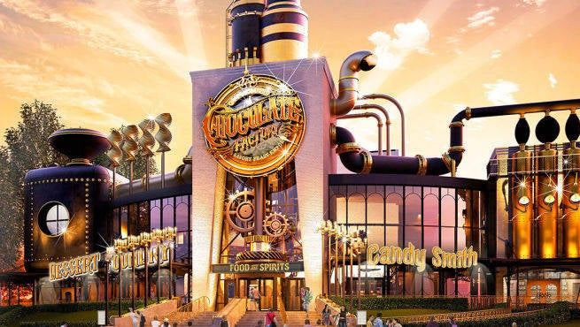 Chocolate Factory Header