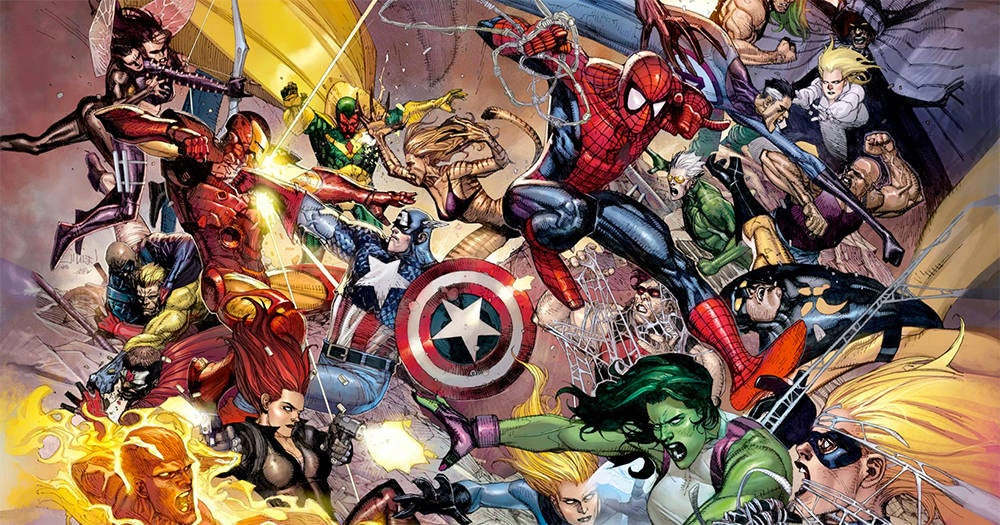 the five most impactful superhero battles in history