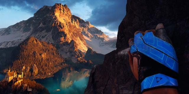 Crytek The Climb Header