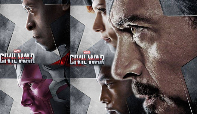 CW Iron Man Posters