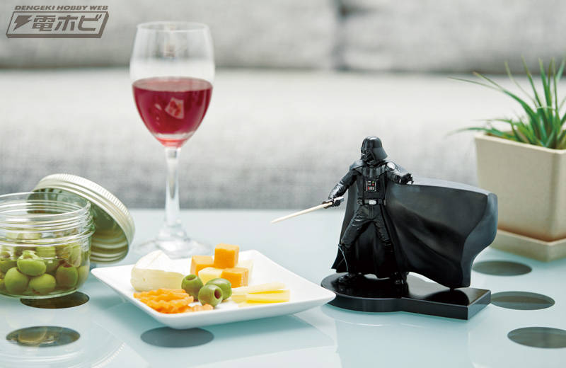 Darth Vader Toothpick Dispenser Is The Ultimate Star Wars Gift