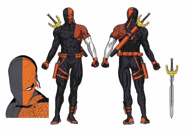 Deathstroke-Designs