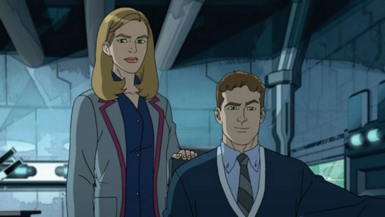 fitz simmons agents of shield. agents of shield\u0027s fitzsimmons appear on ultimate spider-man vs. the sinister 6 fitz simmons shield