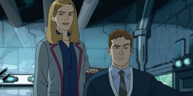 FitzSimmons on Ultimate Spider-Man