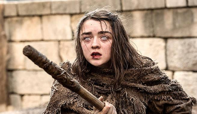 Maisie Williams Calls Quote About 'Game of Thrones' Release Date Fake News