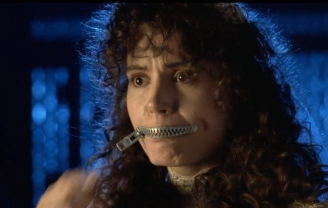 geena davis cast in the exorcist reboot