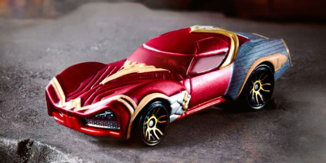 HW Wonder Woman Car
