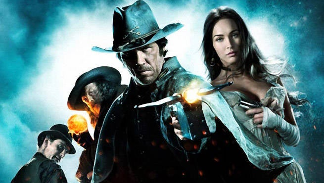 Jonah Hex Megan Fox