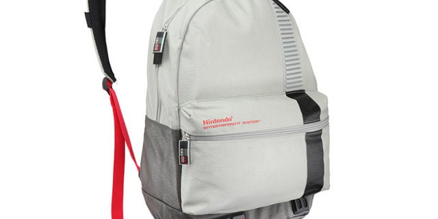 NES Backpack Header