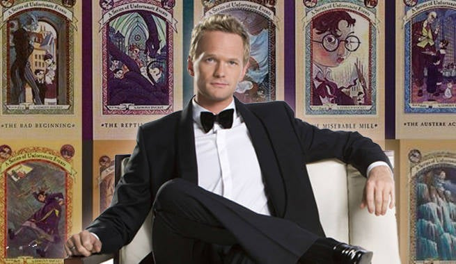 Neil Patrick Harris Closes Deal To Star In Netflix's A Series Of Unfortunate Events