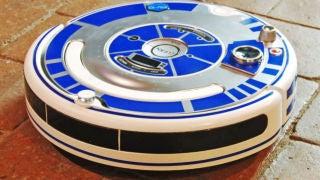 R2D2 Roomba