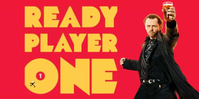 Anime Characters In Ready Player One : Simon pegg joining cast of steven spielberg s ready player one