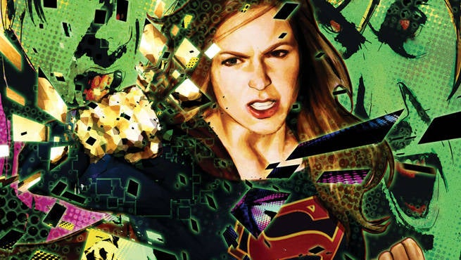 Supergirl ADV Header