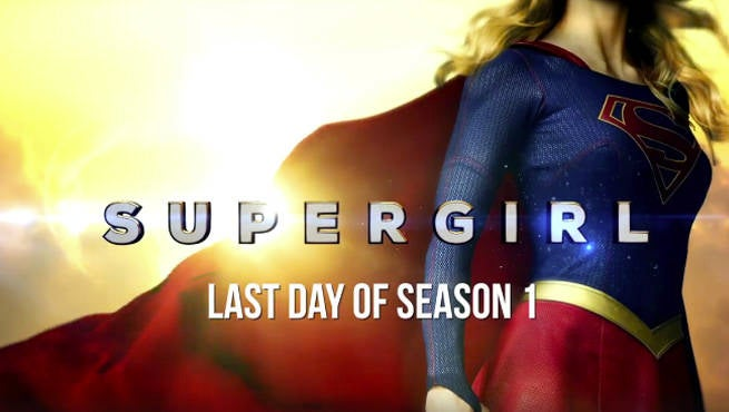 Supergirl LastDay