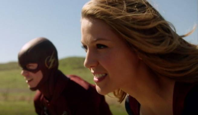 Supergirl x The Flash