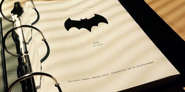 TellTale Batman Header